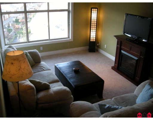 "Main Photo: 408 45769 STEVENSON Road in Sardis: Sardis East Vedder Rd Condo for sale in ""PARK PLACE I"" : MLS® # H2804879"