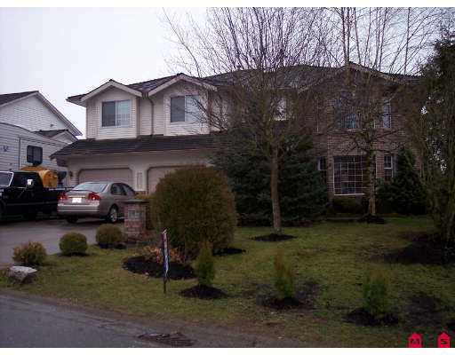 "Main Photo: 34650 SANDON Drive in Abbotsford: Abbotsford East House for sale in ""McMillan"" : MLS® # F2702025"