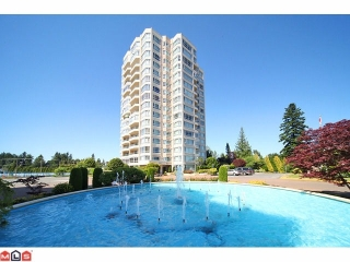 "Main Photo: 405 3190 GLADWIN Road in Abbotsford: Central Abbotsford Condo for sale in ""REGENCY PARK"" : MLS®# F1018926"