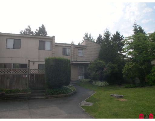 "Main Photo: 59 10535 153RD Street in Surrey: Guildford Townhouse for sale in ""Guildford Mews"" (North Surrey)  : MLS® # F2820502"