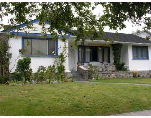 Main Photo: 3830 ONTARIO Street in Vancouver: Main House for sale (Vancouver East)  : MLS®# V747286