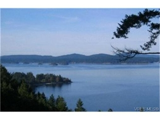 Main Photo: LOT 4 Meyer Road in SALT SPRING ISLAND: GI Salt Spring Land for sale (Gulf Islands)  : MLS®# 223846