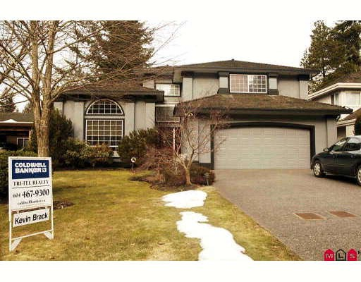 "Main Photo: 21119 43A Avenue in Langley: Brookswood Langley House for sale in ""CEDAR RIDGE"" : MLS® # F2902516"