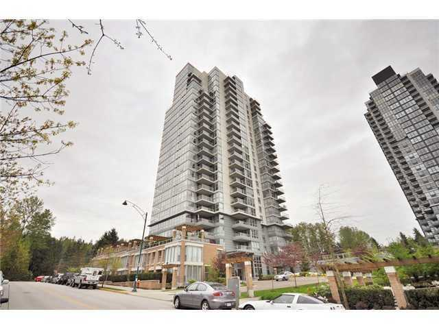 "Main Photo: 1604 290 NEWPORT Drive in Port Moody: North Shore Pt Moody Condo for sale in ""THE SENTINEL"" : MLS® # V846427"