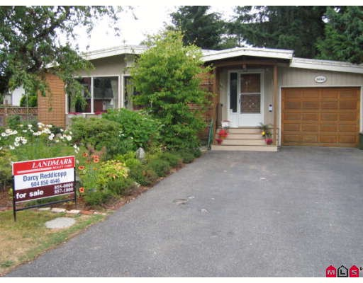 Main Photo: 34140 SPRUCE Street in Abbotsford: Central Abbotsford House for sale : MLS®# F2822888