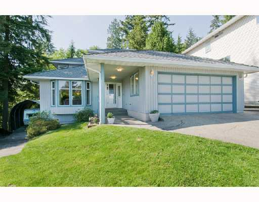 "Main Photo: 2805 RAMBLER Way in Coquitlam: Scott Creek House for sale in ""SCOTT CREEK"" : MLS® # V735927"