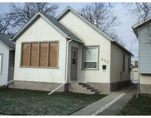 Main Photo: 427 RIVERTON Avenue in WINNIPEG: East Kildonan Residential for sale (North East Winnipeg)  : MLS® # 2719701