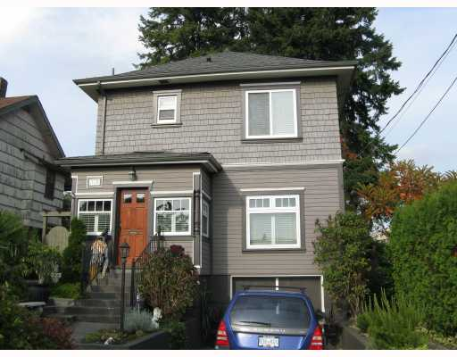 Main Photo: 315 ALBERTA Street in New_Westminster: Sapperton House for sale (New Westminster)  : MLS(r) # V761541
