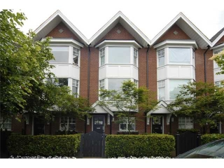 "Main Photo: 2150 W 8TH Avenue in Vancouver: Kitsilano Townhouse for sale in ""HANSDOWNE ROW"" (Vancouver West)  : MLS(r) # V838320"