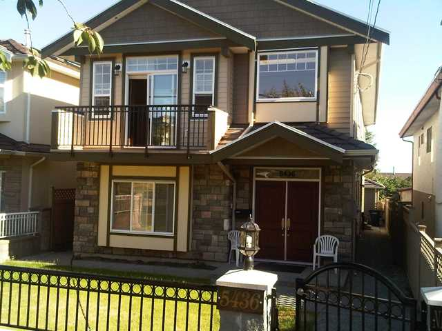Main Photo: 5436 NEVILLE Street in Burnaby: South Slope House for sale (Burnaby South)  : MLS® # V842196