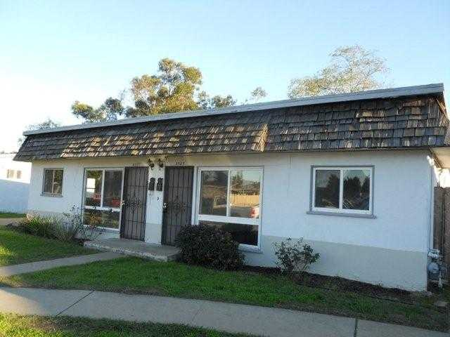 Main Photo: CLAIREMONT Property for sale: 4305-4307 Susquehanna in San Diego