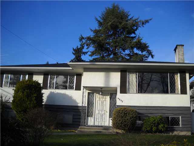 Main Photo: 4895 MCKEE Place in Burnaby: South Slope House for sale (Burnaby South)  : MLS® # V867089