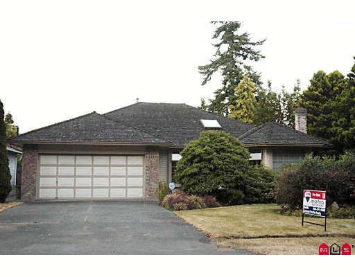 Main Photo: 1568 131ST Street in Surrey: Crescent Bch Ocean Pk. House for sale (South Surrey White Rock)  : MLS®# F2821325