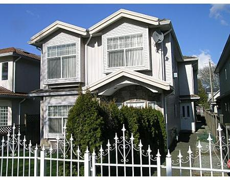 Main Photo: 1859 E 14th Avenue in Vancouver: Grandview VE House for sale (Vancouver East)  : MLS®# V574795