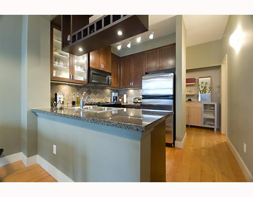 "Photo 2: 201 8988 HUDSON Street in Vancouver: Marpole Condo for sale in ""RETRO LOFTS"" (Vancouver West)  : MLS® # V754989"