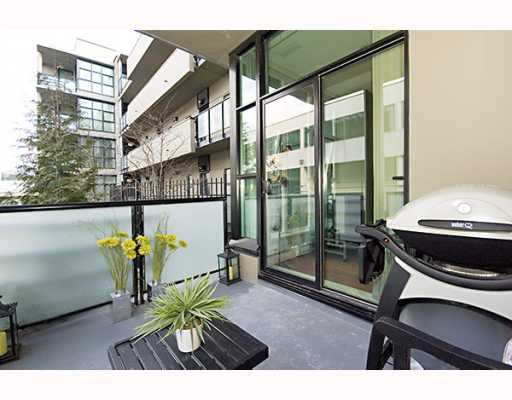 "Photo 9: 201 8988 HUDSON Street in Vancouver: Marpole Condo for sale in ""RETRO LOFTS"" (Vancouver West)  : MLS® # V754989"