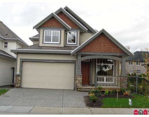 Main Photo: 7259 196A Street in Langley: Willoughby Heights House for sale : MLS® # F2904904