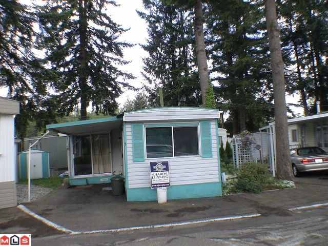 "Main Photo: 5 24330 FRASER Highway in Langley: Otter District Manufactured Home for sale in ""LANGLEY GROVE ESTATES"" : MLS(r) # F1015305"