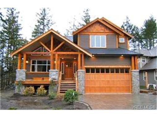 Main Photo: 3590 Castlewood Road in VICTORIA: Co Latoria Single Family Detached for sale (Colwood)  : MLS® # 225463