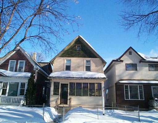 Main Photo: 51 INKSTER Boulevard in WINNIPEG: North End Residential for sale (North West Winnipeg)  : MLS® # 2903474