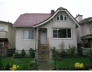 Main Photo: 4107 DUNDAS Street in Burnaby: Vancouver Heights House for sale (Burnaby North)  : MLS(r) # V760624