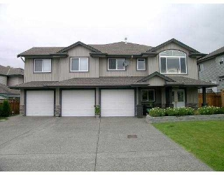 Main Photo: 20125 TELEP AV in Maple Ridge: Northwest Maple Ridge House for sale : MLS(r) # V556677