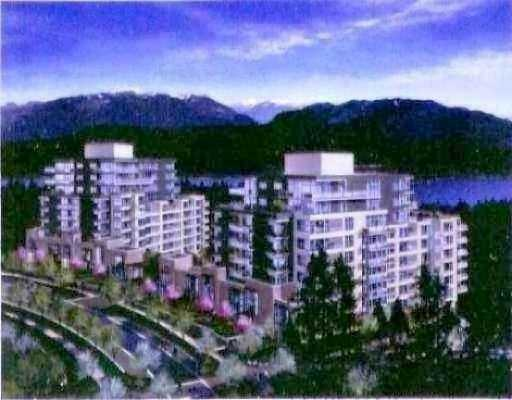 "Main Photo: 606 9298 UNIVERSITY CR in Burnaby: Simon Fraser Univer. Condo for sale in ""NOVO 1"" (Burnaby North)  : MLS(r) # V556994"