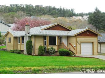 Main Photo: 236 Atkins Road in VICTORIA: VR Six Mile Single Family Detached for sale (View Royal)  : MLS® # 274926