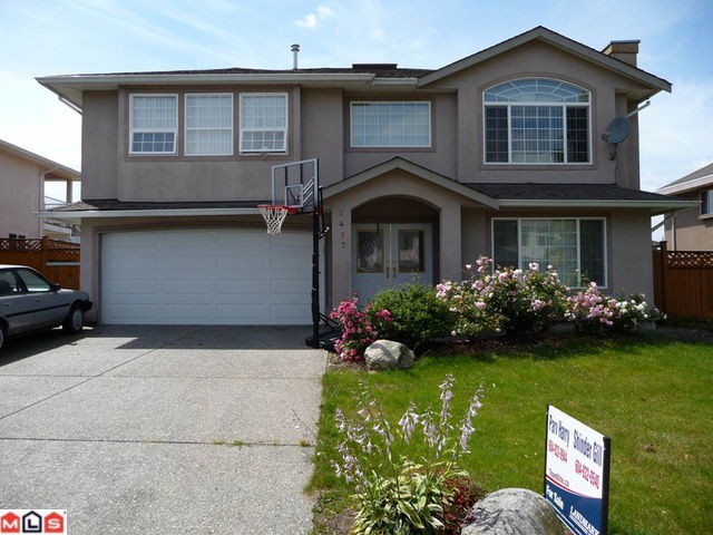 Main Photo: 3497 SUMMIT Drive in Abbotsford: Abbotsford West House for sale : MLS® # F1020349