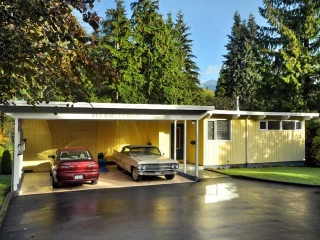Main Photo: 811 BURLEY Drive in West Vancouver: Sentinel Hill House for sale : MLS® # V857423