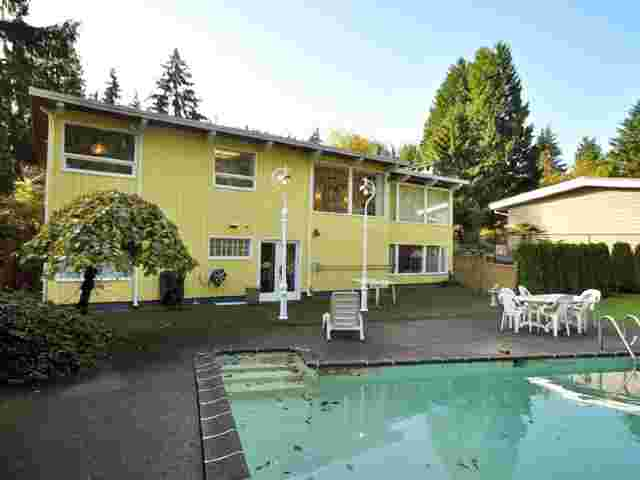 Photo 11: Photos: 811 BURLEY Drive in West Vancouver: Sentinel Hill House for sale : MLS®# V857423