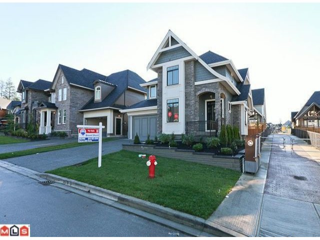 "Main Photo: 16302 26A Avenue in Surrey: Grandview Surrey House for sale in ""MORGAN HEIGHTS"" (South Surrey White Rock)  : MLS(r) # F1027762"