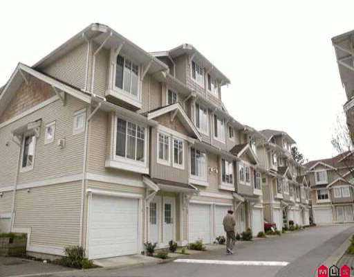 "Main Photo: 66 12110 75A AV in Surrey: West Newton Townhouse for sale in ""MANDALAY VILLAGE"" : MLS® # F2607509"