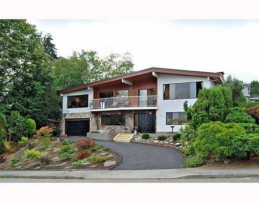 "Photo 1: 9140 WILBERFORCE Street in Burnaby: The Crest House for sale in ""THE CREST"" (Burnaby East)  : MLS(r) # V790163"
