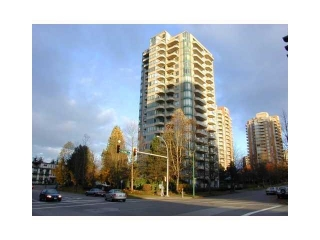 "Main Photo: 1704 4603 HAZEL Street in Burnaby: Forest Glen BS Condo for sale in ""CRYSTAL PLACE"" (Burnaby South)  : MLS® # V817223"