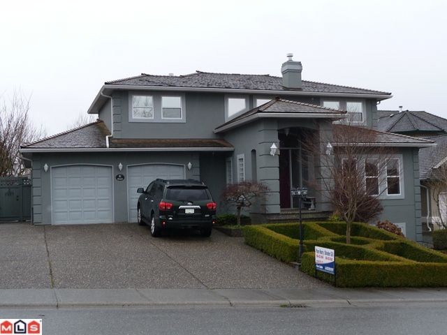 Main Photo: 3144 SWALLOW Place in Abbotsford: Abbotsford West House for sale : MLS® # F1101116