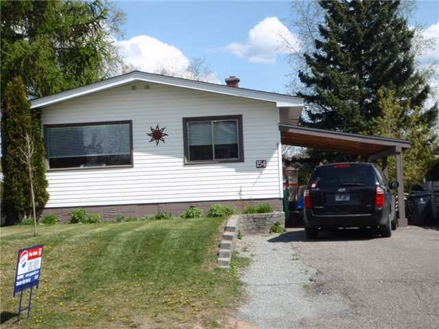 "Main Photo: 154 N LYON Street in Prince George: Quinson House for sale in ""QUINSON/SPRUCELAND"" (PG City West (Zone 71))  : MLS(r) # N206792"