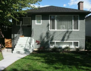 Main Photo: 4474 SOPHIA ST in Vancouver: Main House for sale (Vancouver East)  : MLS®# V610816