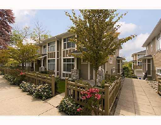 "Main Photo: 938 WESTBURY Walk in Vancouver: South Cambie Townhouse for sale in ""CHURCHILL GARDEN"" (Vancouver West)  : MLS(r) # V719362"