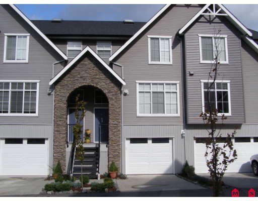 "Main Photo: 63 5965 JINKERSON Road in Sardis: Promontory Townhouse for sale in ""EAGLE VIEW RIDGE"" : MLS® # H2805241"