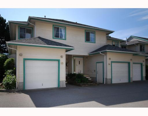 "Main Photo: 13 40200 GOVERNMENT Road in Squamish: Garibaldi Estates Townhouse for sale in ""VIKING RIDGE"" : MLS® # V777681"