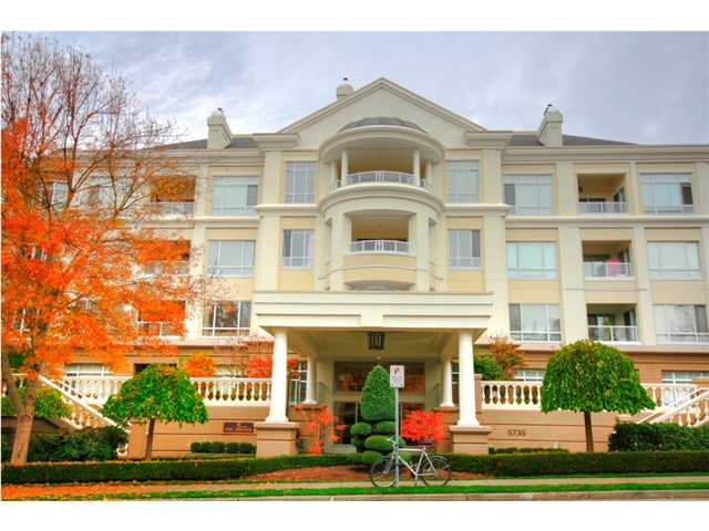 "Main Photo: 224 5735 HAMPTON Place in Vancouver: University VW Condo for sale in ""THE BRISTOL"" (Vancouver West)  : MLS(r) # V857580"