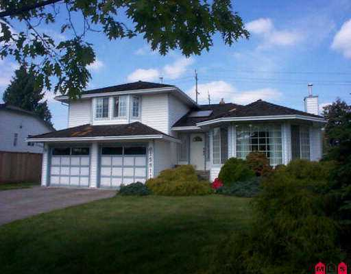 "Main Photo: 15811 95TH AV in Surrey: Fleetwood Tynehead House for sale in ""BelAir Estates"" : MLS(r) # F2510072"