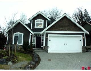 Main Photo: 45 3800 GOLF COURSE Drive in Abbotsford: Abbotsford East House for sale : MLS® # F2913378