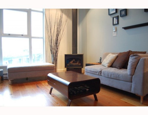 "Photo 6: 419 8988 HUDSON Street in Vancouver: Marpole Condo for sale in ""RETRO LOFTS"" (Vancouver West)  : MLS® # V805093"