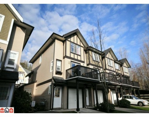"Photo 10: 5 20176 68TH Avenue in Langley: Willoughby Heights Townhouse  in ""STEEPLECHASE"" : MLS(r) # F1002334"