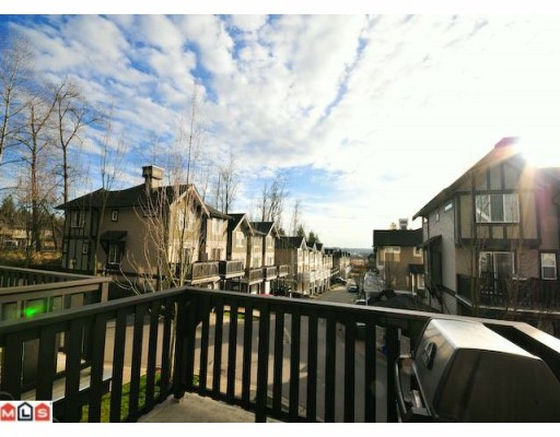 "Photo 9: 5 20176 68TH Avenue in Langley: Willoughby Heights Townhouse  in ""STEEPLECHASE"" : MLS(r) # F1002334"