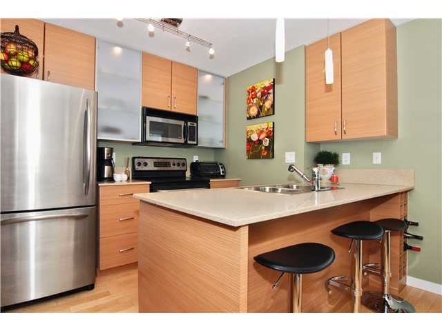 Main Photo: # 1501 928 HOMER ST in Vancouver: Condo for sale : MLS® # V832919