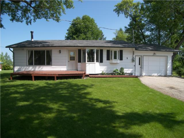 Main Photo: 5 River Avenue in STJEAN: Manitoba Other Residential for sale : MLS(r) # 1011952