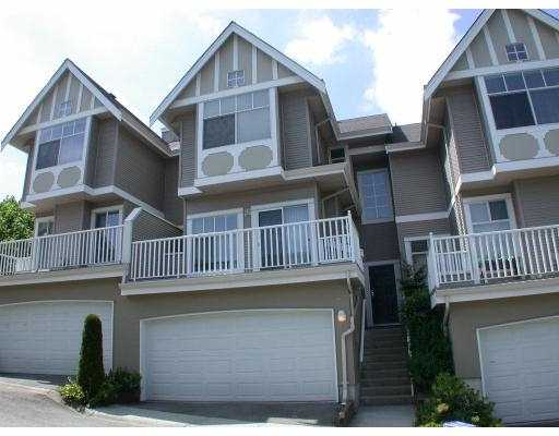 "Main Photo: 43 7488 MULBERRY PL in Burnaby: The Crest Townhouse for sale in ""SIERRA RIDGE"" (Burnaby East)  : MLS® # V537332"